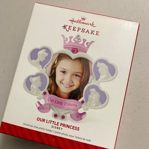 Hallmark 2014 keepsake Princess ornament